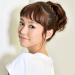 月9 桐谷美玲の髪型が大人気!お団子のやり方を動画で!好きな人がいること